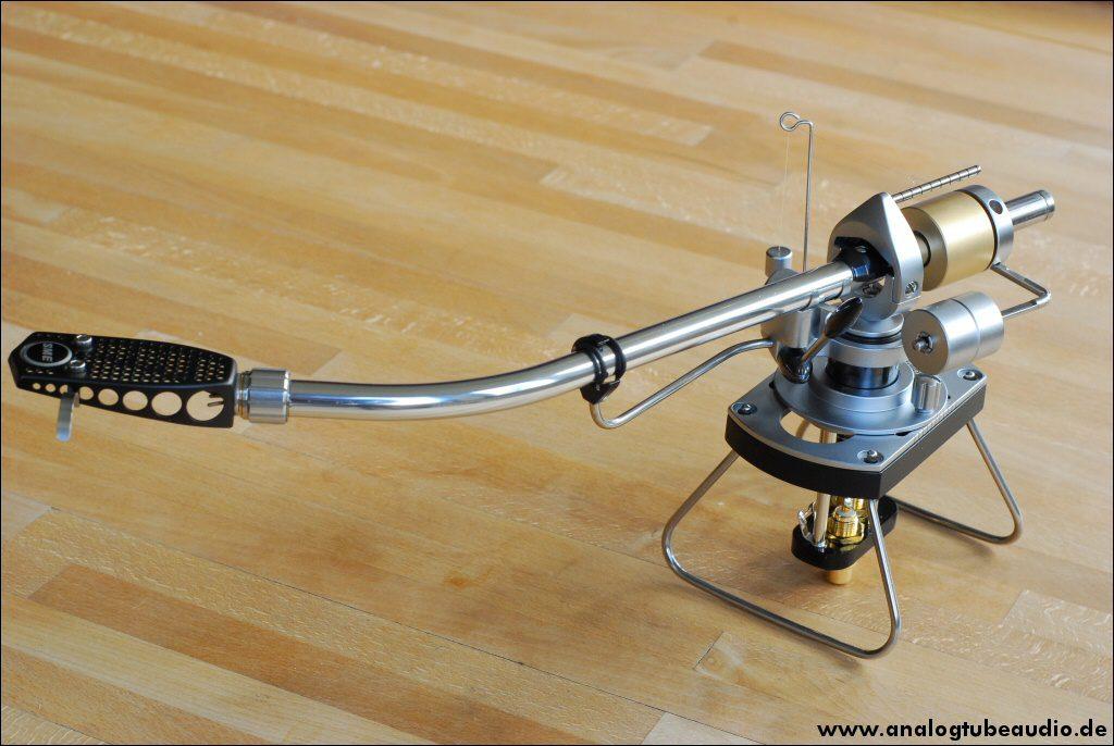 SME 3009 S2 frühe Version mit geteiltem Gegengewicht