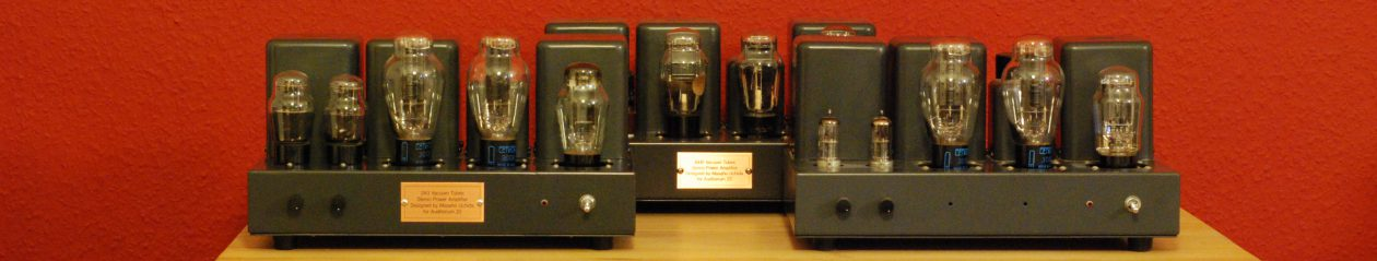 Analog Tube Audio – finest quality handcrafted in Germany