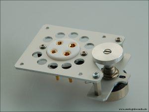Interne Konstruktion für den Brumabgleich Uchida / Sun Audio