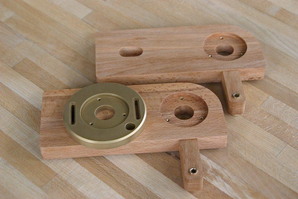 Armboards für Ortofon Tonarme mit Armhalter
