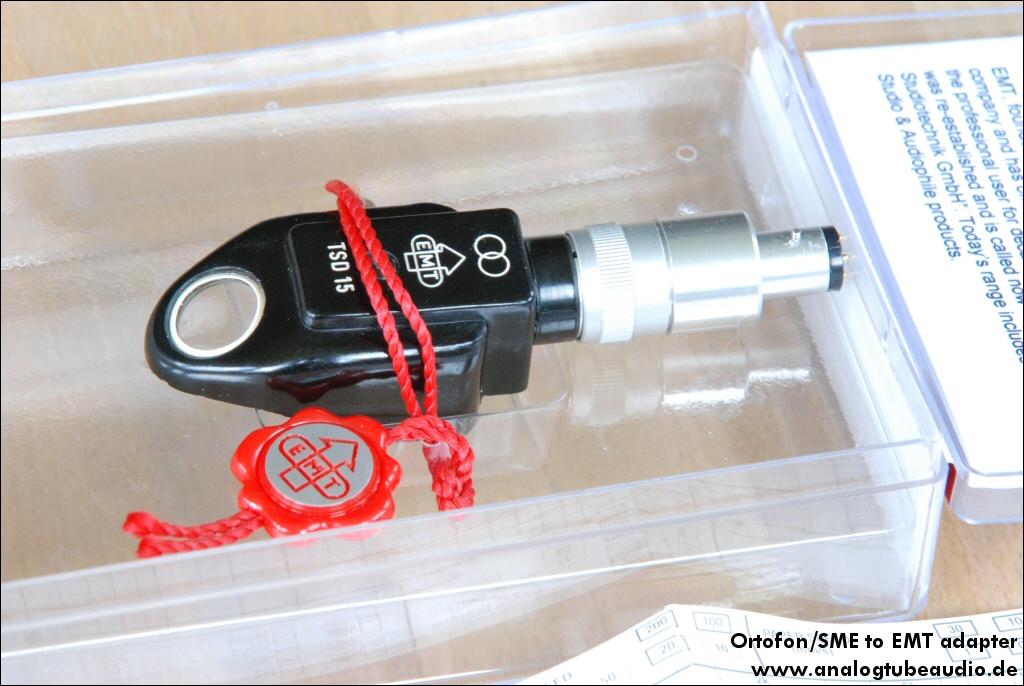 EMT to SME Adapter