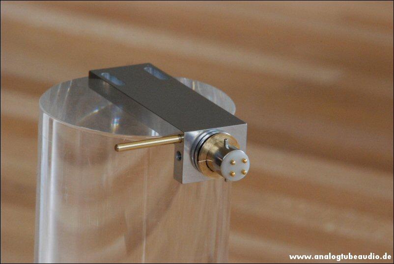 Heashell Prototyp aus Aluminium-Titan