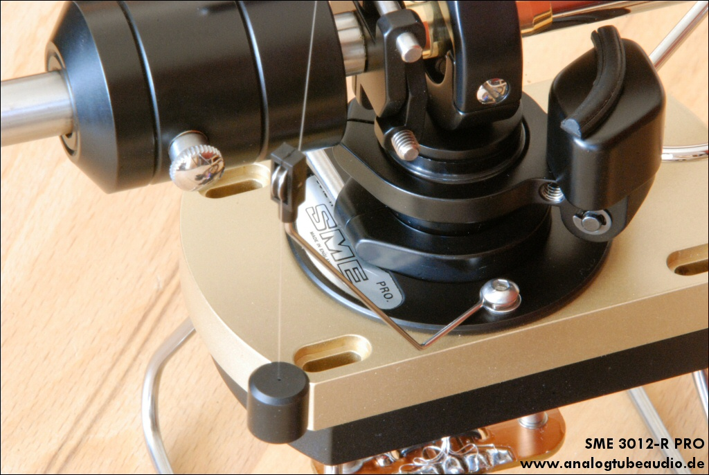 SME 3012-R pro with SME Tweaks from Analog Tube Audio