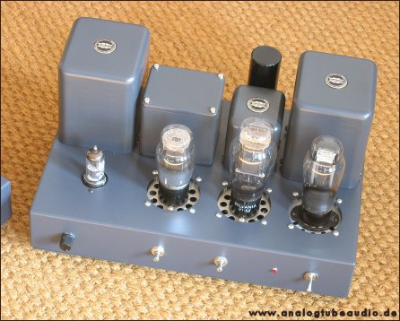Uchida triode amps - Analog Tube Audio - finest quality