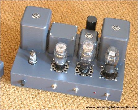Uchida / Sun Audio SV-300 BTE, Japan Röhrenverstärker mit 300B und 2A3 Trioden triode amp