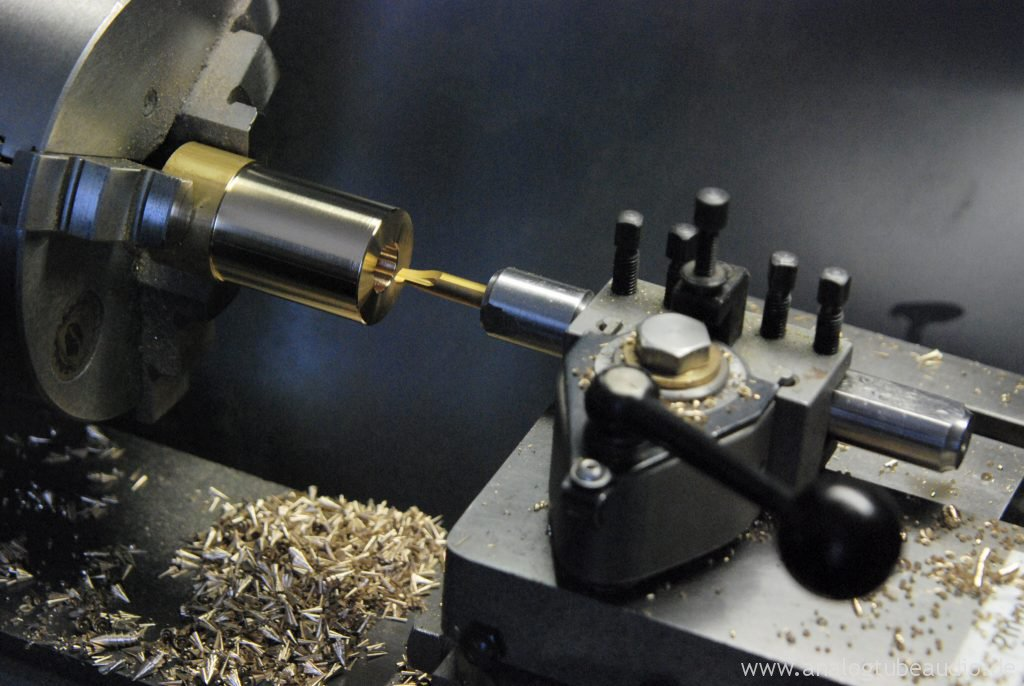 manufacuring on a lathe
