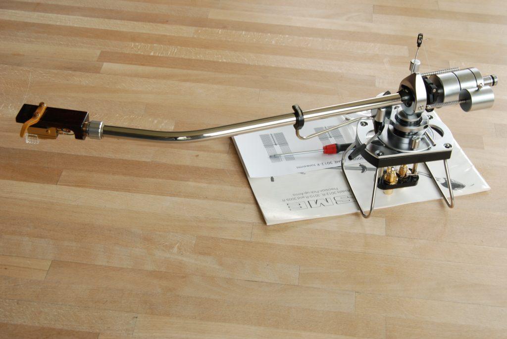 SME 3012-R refurbished by Analog Tube Audio
